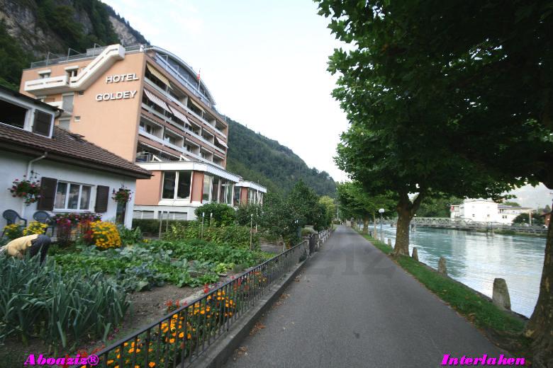 انترلاكن قلب سويسرا النابض Aboaziz